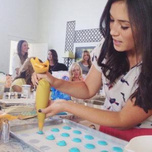 French Macarons with Caroline Drake