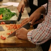 Kitchen Basics: Knife Skills & Sauces Cooking Class