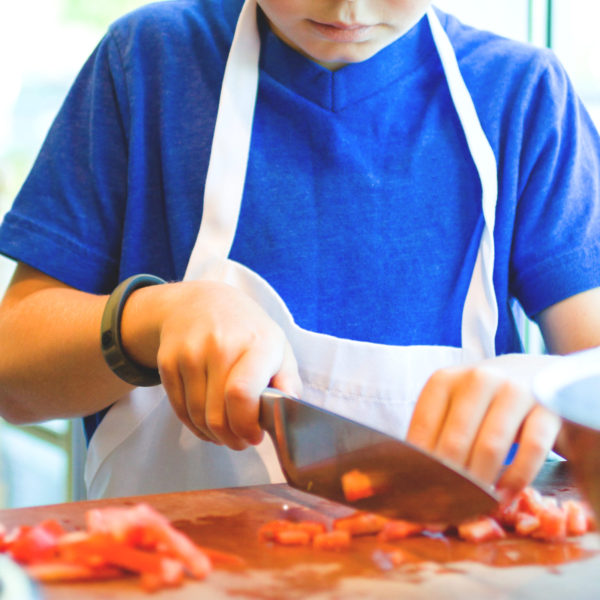 Teens in the Kitchen Cooking Class