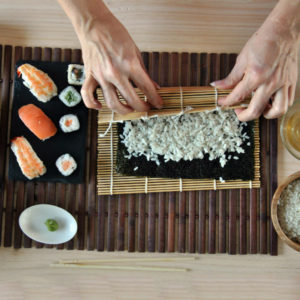 Sushi Making with Marlene Noda